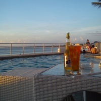 Photo taken at Oceans27 Beach Club & Grill by Wah A. on 3/23/2013