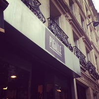 Photo taken at Pigalle Neuf Store by Kay on 5/21/2013