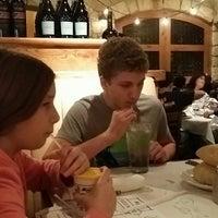 Photo taken at Romano's Macaroni Grill by Karen M. on 11/21/2014