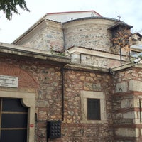 Photo taken at Yenikoy Kud Dipo Surp Asdvazazin Ermeni Kilisesi 1760 by Abdullah A. on 11/6/2016