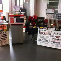 Photo taken at The Home Depot by Stephen G. on 12/7/2013