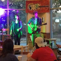Photo taken at Moe Joe Coffee and Music House by Josh R. on 4/5/2013