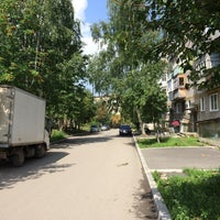 Photo taken at Грязный Бульвар by Виктор А. on 8/6/2014