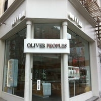 Photo taken at Oliver Peoples by Patryk C. on 1/6/2013
