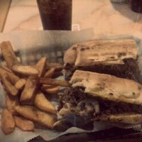 Photo taken at Philly Cheesesteak House by Furkan S. on 3/11/2014