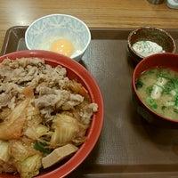Photo taken at Sukiya by T*k*sh* M. on 2/13/2017