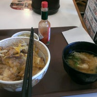 Photo taken at すき家 354号邑楽店 by T*k*sh* M. on 3/8/2014