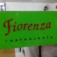Photo taken at Restaurante Fiorenza by Aldenir Bito B. on 11/16/2013