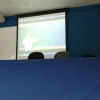 Photo taken at Colégio Técnico Industrial de Santa Maria - CTISM by Marcos M. on 8/4/2015