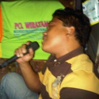 Photo taken at NAV karaoke by Beny A. on 10/18/2013