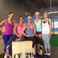 Photo taken at CrossFit 248 by CrossFit 248 on 9/25/2014