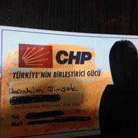Photo taken at Gaziantep CHP İl Binasi by İbrahim Ş. on 3/13/2015