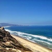 Photo taken at Black's Beach by Scott M. on 6/20/2013