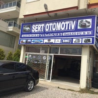 Photo taken at sert otomotiv by Osman Ç. on 4/6/2014