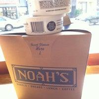 Photo taken at Noah's Bagels by Michael B. on 4/28/2013