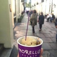 Photo taken at Morelli's Gelato by Sara..🌺 on 9/14/2015