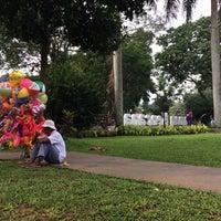 Photo taken at Taman Kencana by Roy I. on 10/22/2016