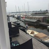 Photo taken at Najade resort by Hennie T. on 8/8/2014