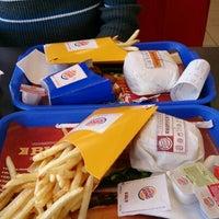 Photo taken at Burger King by Ercan K. on 10/6/2013