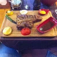 11/23/2014 tarihinde Demircan M.ziyaretçi tarafından Pirzola Steak House'de çekilen fotoğraf