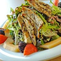 Photo taken at Greenz Salads by Greenz Salads on 9/30/2013