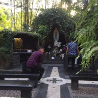 Photo taken at Gereja Santa Theresia by Mario H. on 8/6/2017