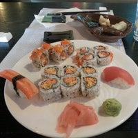Photo taken at Sushi Japan by Blake M. on 1/5/2013
