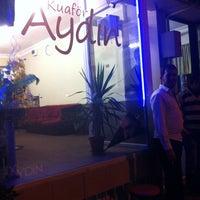 Photo taken at Aydın Hair Studio by Turan on 11/11/2013