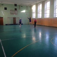 Photo taken at Школа № 369 by Роза Л. on 3/29/2014