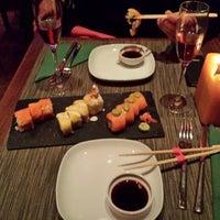 Photo taken at Tiki Restaurant Lounge Bar by Marina M. on 3/9/2014