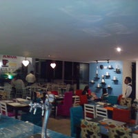 Photo taken at amor amor by Tere B. on 9/12/2014