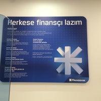 Photo taken at QNB Finansbank by Hülya Ü. on 12/24/2015