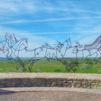 Photo taken at Little Bighorn Battlefield National Monument by Spencer S. on 5/23/2017