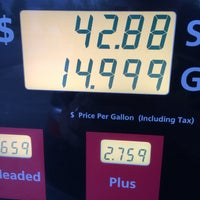 Photo taken at Safeway Gas Station by Spencer S. on 6/10/2016