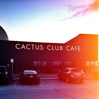 Photo taken at Cactus Club Cafe by Spencer S. on 5/7/2014