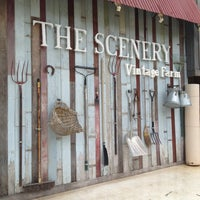 Photo taken at The Scenery Vintage Farm by Katekarn B. on 6/22/2013