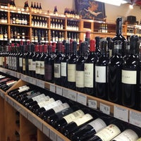 Photo taken at Wally's Wine & Spirits by Matthew L. on 7/19/2013