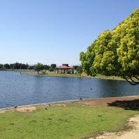 Photo taken at Lake Balboa Park by Matthew L. on 4/26/2013