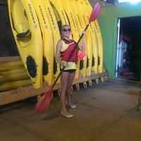 Photo taken at Kayak Pittsburgh by Damaris S. on 7/18/2013