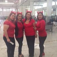 Photo taken at Correos de México by Diana A. on 11/1/2013
