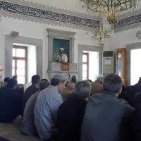 Photo taken at Şeb Sefa Hatun Camii by Recep Y. on 4/17/2015