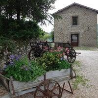 Photo taken at Al Borgo di Carpiano by Stella Z. on 5/11/2013