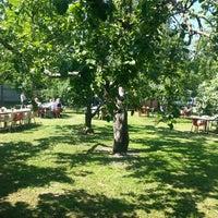 Photo taken at Umami Resto by Mira V. on 7/9/2014