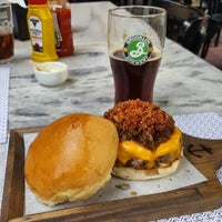 4/22/2016にMauro T.がSailor Burgers & Beersで撮った写真