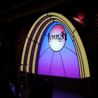 Photo taken at Laugh Factory by Carnell S. on 12/19/2012