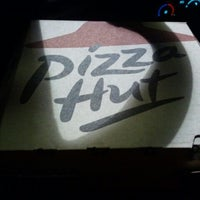 Photo taken at Pizza Hut by Carnell S. on 11/14/2012