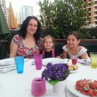 Photo taken at Canyon City Havuz Basi by Aysun S. on 7/23/2014