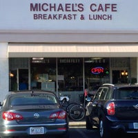 Photo taken at Michael's Cafe by Chris F. on 3/9/2014