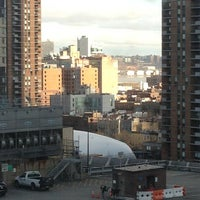 Photo taken at Fairfield Inn & Suites by Marriott New York Manhattan/Times Square by Dale S. on 3/4/2013