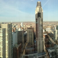 Photo taken at Four Seasons Hotel Chicago by Dale S. on 4/26/2013